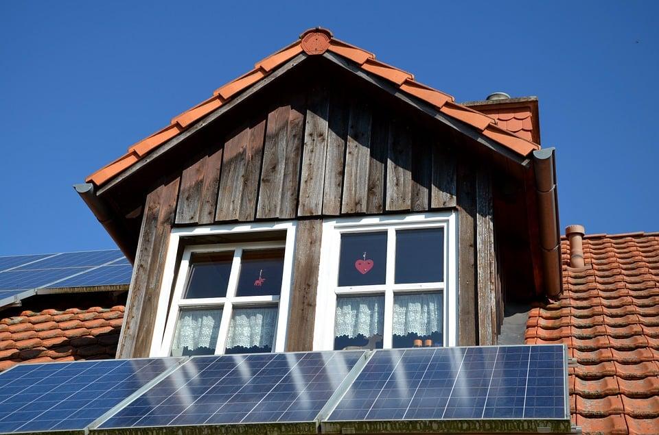 Mini-solcelleanlæg