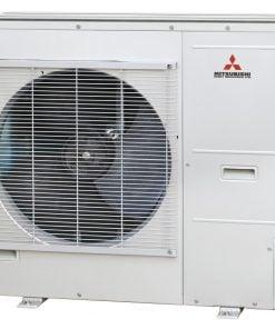 Mitsubishi luft til vand varmepumper