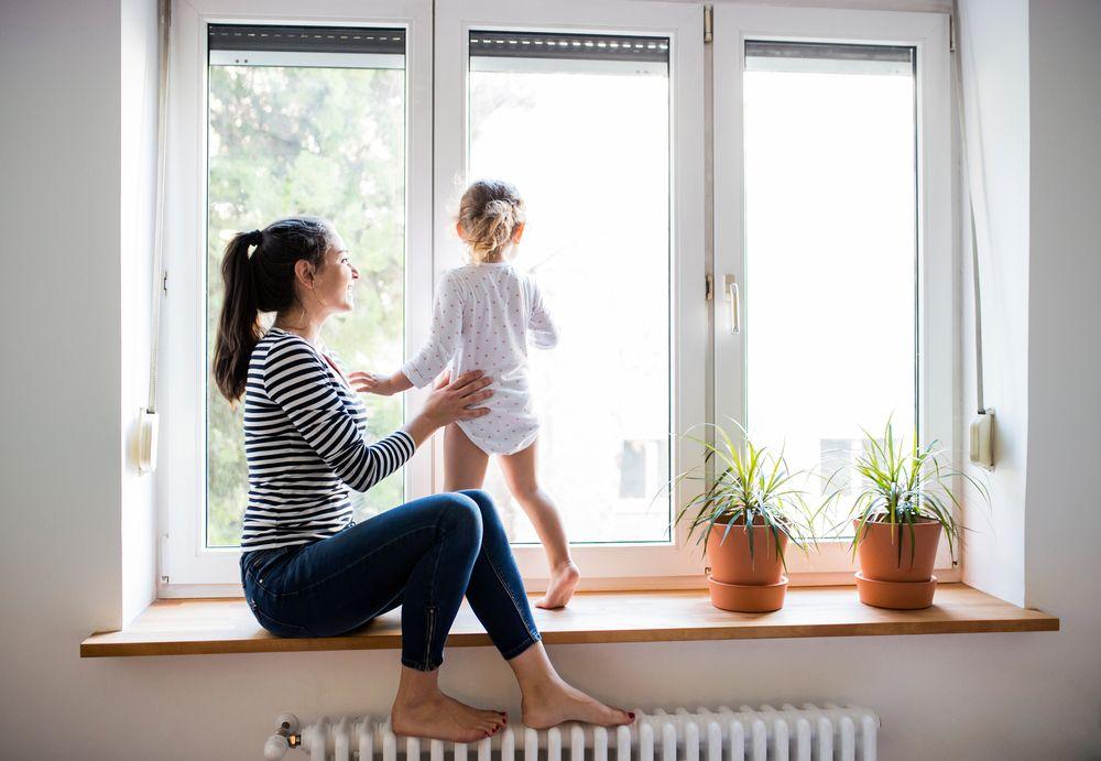 Hold varmen indenfor med en luft til vand varmepumpe